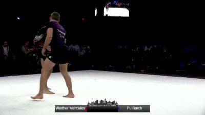 PJ Barch vs Werther Marciales Emerald City Invitational