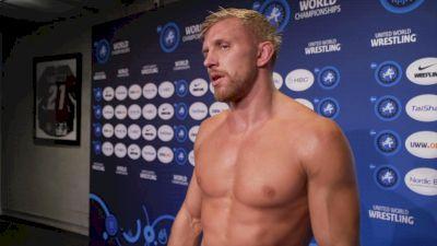 Kyle Dake Stays Calm, Battles Chokes To Make World Finals