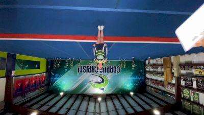 Corpus Christi All Stars - Mako Sharks 3.0 [L3 Youth - D2 - Small] 2021 NCA All-Star Virtual National Championship