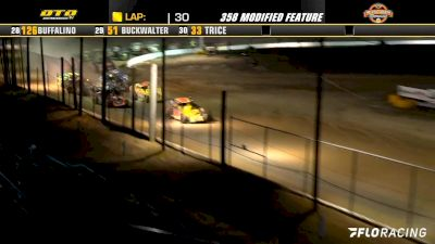 Highlights | Small-Block Modifieds at Georgetown Speedway