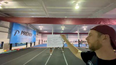 Premier Athletics Gallatin - Chrome [L6 International Open Coed - Small] 2021 Spirit Sports: Virtual Duel in the Desert