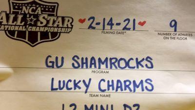 GU Shamrocks - Lucky Charms [L2 Mini - D2] 2021 NCA All-Star Virtual National Championship
