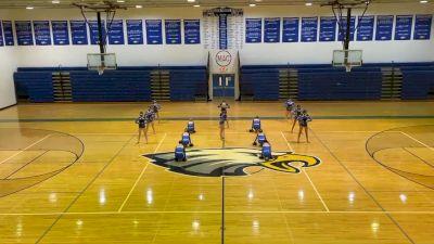 Eisenhower High School [Junior High Pom] 2021 UDA Spirit of the Midwest Virtual Challenge
