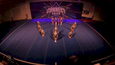 Connect Cheer Northwest - Lavender [L3 Youth] 2021 USA All Star Virtual Championships