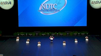 Prima Dance All-Stars - Youth Pom [2021 Youth - Pom Finals] 2021 UDA National Dance Team Championship
