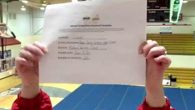 Obion County Central High School [Medium Varsity Coed] 2020 UCA Bluegrass Virtual Regional