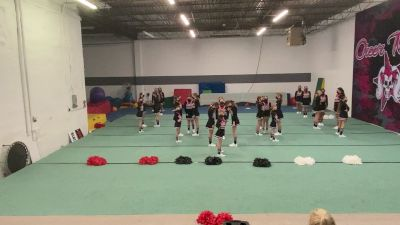 Jr. Raiders Cheerleading [Traditional Open Recreation - 12 & Younger (NON)] 2020 UCA Pocono Virtual Regional