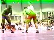 1996 US Open, Kurt Angle vs  Kerry McCoy