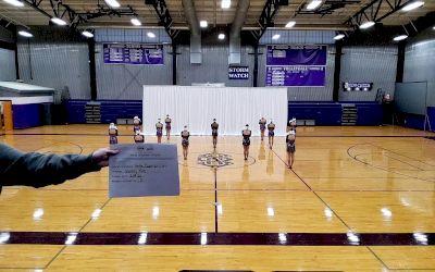 Notre Dame De Sion High School [Medium Varsity - Pom] 2021 UDA Spirit of the Midwest Virtual Challenge
