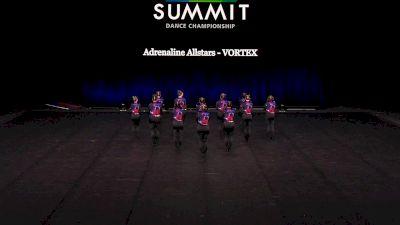 Adrenaline Allstars - VORTEX [2021 Junior Pom Finals] 2021 The Dance Summit
