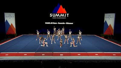FAME All Stars - Roanoke - Shimmer [2021 L1 Junior - Small Wild Card] 2021 The Summit
