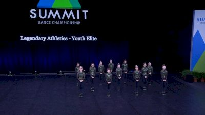 Legendary Athletics - Youth Elite [2021 Youth Hip Hop - Small Semis] 2021 The Dance Summit