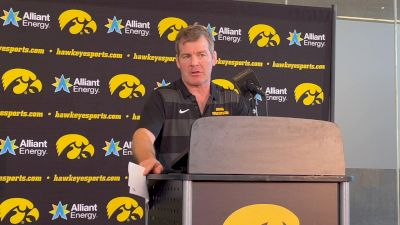 Tom Brands On Iowa's Trailblazing Efforts