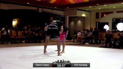 Gianni Grippo vs Ellis Karadag Emerald City Invitational Event #2