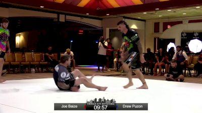 Joe Baize vs Drew Puzon Emerald City Invitational Event #2