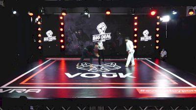 Dimitrius Souza vs Pedro Elias Big Deal Pro 3