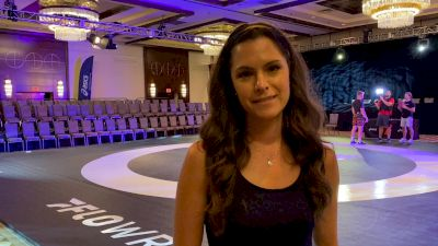 Lori Ayres Excited To Be Part Of History At Who's #1