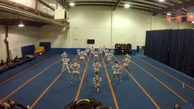 Victory Vipers - Diamondbacks [L3 Junior - Small] 2021 Varsity All Star Winter Virtual Competition Series: Event I