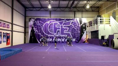 Cheer Force Elite - Royal Crush [L1.1 Youth - PREP] 2021 Spirit Unlimited: Virtual Battle at the Boardwalk