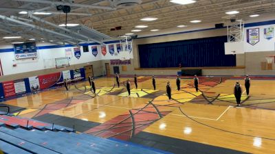 "Carroll High School Color Guard- ""1, 2, 3"""