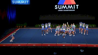 The Stingray All Stars - Gray [2021 L2 Junior - Medium Semis] 2021 The Summit