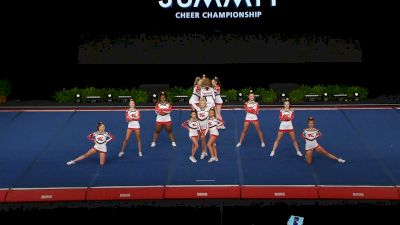 Tribe Cheer - Smoke [2021 L5 Junior - Small Semis] 2021 The Summit