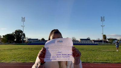 Newark Memorial High School [Junior Varsity - Song/Pom - Novice] 2021 USA Virtual Spirit Regional #3