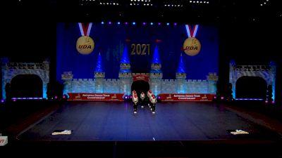 Prima Dance All-Stars - Senior Hip Hop [2021 Senior - Hip Hop Semis] 2021 UDA National Dance Team Championship