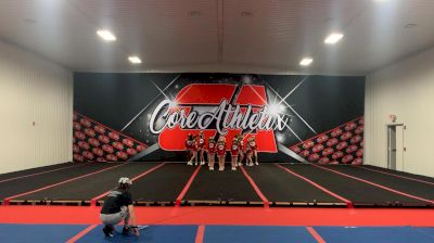 Core Athletix - Pearls [L1 Youth] 2021 Varsity All Star Winter Virtual Competition Series: Event V