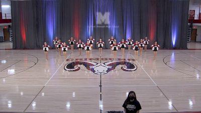 Dupont Manual High School [Virtual Varsity - Game Day - Large Finals] 2021 NDA High School National Championship