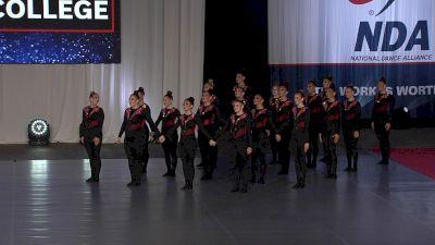 Alma College [2021 Jazz Open Prelims] 2021 NCA & NDA Collegiate Cheer & Dance Championship