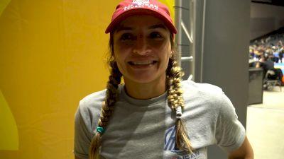 Talita Alencar Headed To No-Gi World Finals, Wants To Take On 125 Lb WNO Division