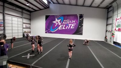 South Austin Elite Cheer - Midnight [Level 1 L1 Mini - D2] Varsity All Star Virtual Competition Series: Event VII