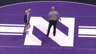 Austin DeSanto, Iowa vs Colin Valdiviez, NW