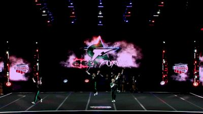 CheerForce - Nfinity [2019 L5 International Open Large Coed Day 1] 2019 NCA All Star National Championship
