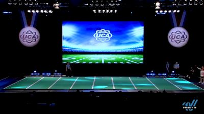 Central Bucks High School-East [2019 Game Day - Super Varsity Semis] 2019 UCA National High School Cheerleading Championship