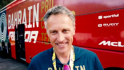 Bahrain-Merida DS Believed Teuns Could Win