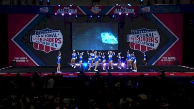Odyssey Cheer Company Electric Storm [2020 L2 Small Junior D2 Day 1] 2020 NCA All-Star Nationals