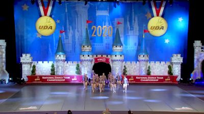 Hunterdon Central High School [2020 Medium Jazz Finals] 2020 UDA National Dance Team Championship