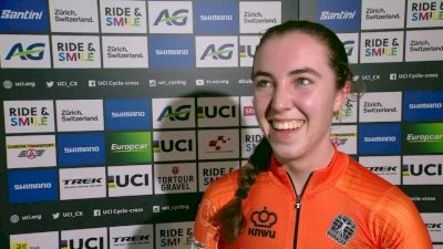 Van Anrooij: 'I Knew I Was Strong On My Own'