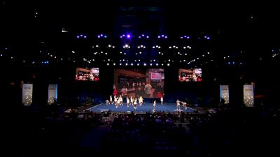 Texas State University [2019 All Girl Division IA Semis] UCA & UDA College Cheerleading and Dance Team National Championship