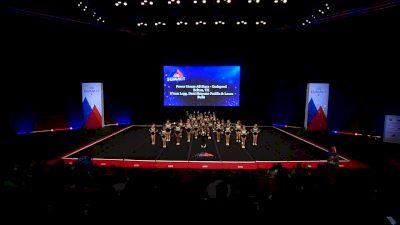 Power House All Stars - Godspeed [2019 L1 Medium Junior Finals] 2019 The Summit