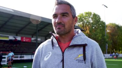 "Blitzbokke Coach Neil Powell: ""We'll Always Strive For That Perfect Game"""