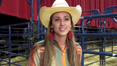Michelle Darling's Unusual Decision To Go Second Pays Off In Green Bay Shootout