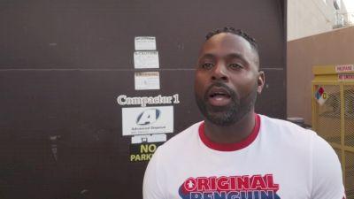 Interview: Lyman HS's Marcus Sanders