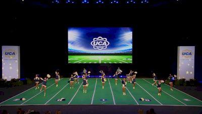 Whiteland Community High School [2020 Medium Game Day Division I Semis] 2020 UCA National High School Cheerleading Championship