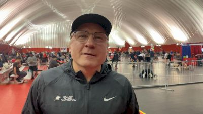 Barry Davis: 'It's about giving back'