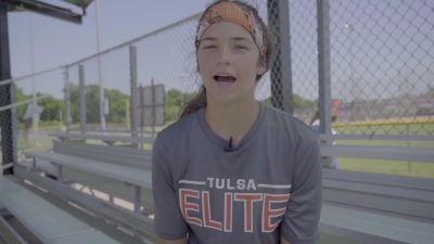 Kadence Stafford Interview   Tulsa Elite NWA 05 Lacina