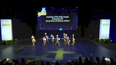Academy of the Holy Angels [2020 Junior Varsity Game Day Finals] 2020 UDA National Dance Team Championship
