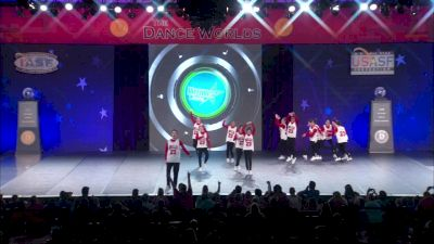 Power of Dance - Polaris - Wings [2019 Small Senior Coed Hip Hop Finals] 2019 The Dance Worlds